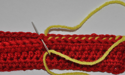 Crochet Join Stitch : Crochet Seam Joining Techniques Stitchwerx Designs