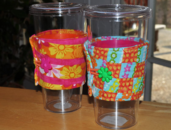 Large size cup cozies