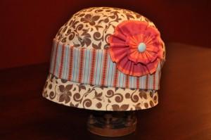 Cut and Sew Cloche Hat