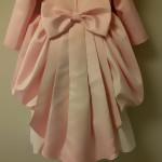 Detachable Gown Bustle/Bow