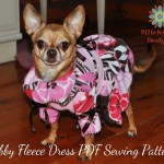 Gabby Fleece Dress for Dogs