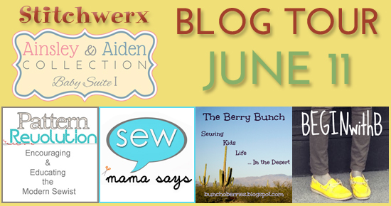 Stitchwerx Blog tour day 1