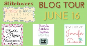 Blog Tour Day Four