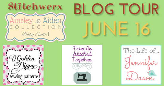 Baby suite I Blog Tour Day Four