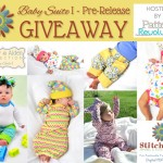 Stitchwerx Baby Suite I Pre-release Giveaway