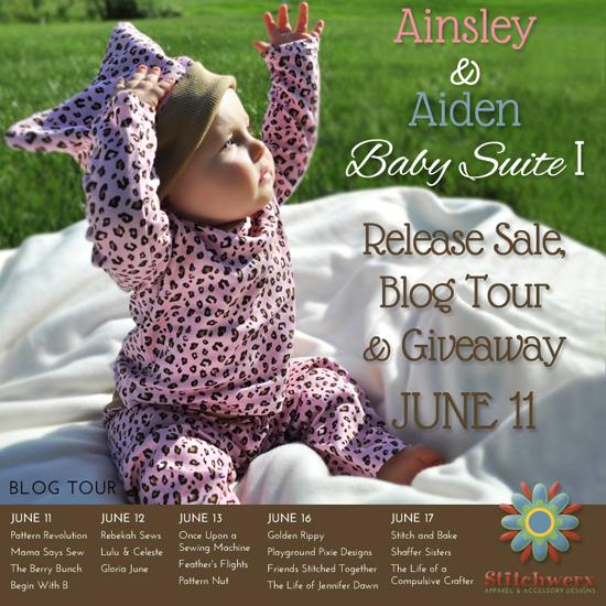 Stitchwerx Baby Suite I Release