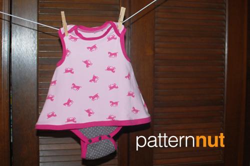pattern nut