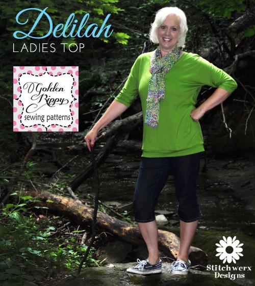 Delilah Top