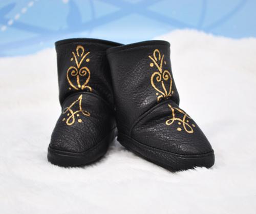 Princess Anna Boots