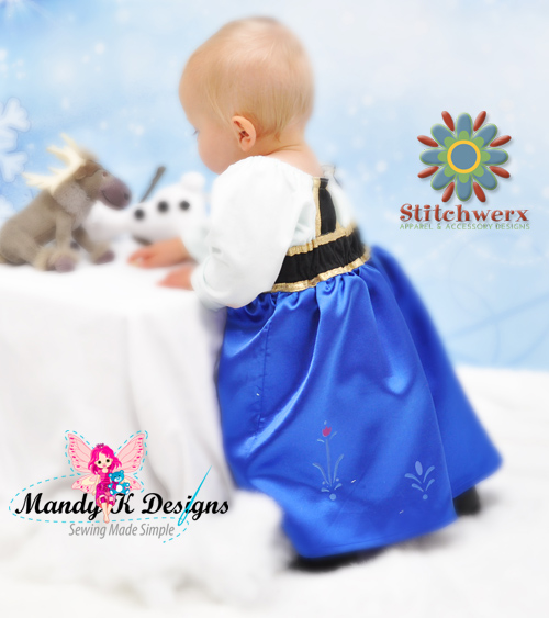 Princess Anna Dress