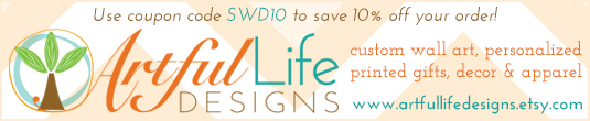 Save 10% Off at Artful Life Designs