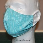 Stitchwerx Designs Fitted Face Mask Sewing Pattern